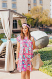 Simply Southern Shell Tunic Dress