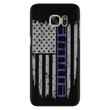 XJ Blue Stripe phone case