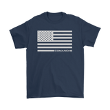 Comanche Flag Tee - Loose fit