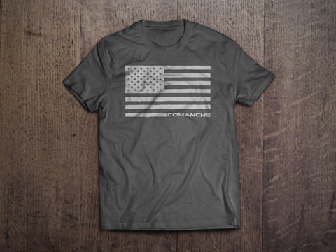 Comanche Flag shirts