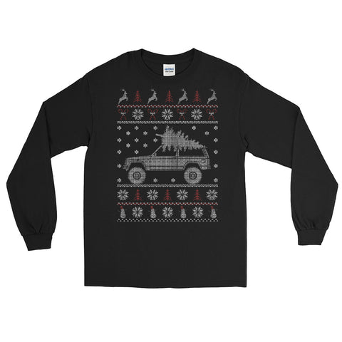 XJ 2 door Christmas long sleeve - Deadline 12/13