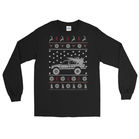 MJ Comanche Christmas long sleeve - Deadline 12/8