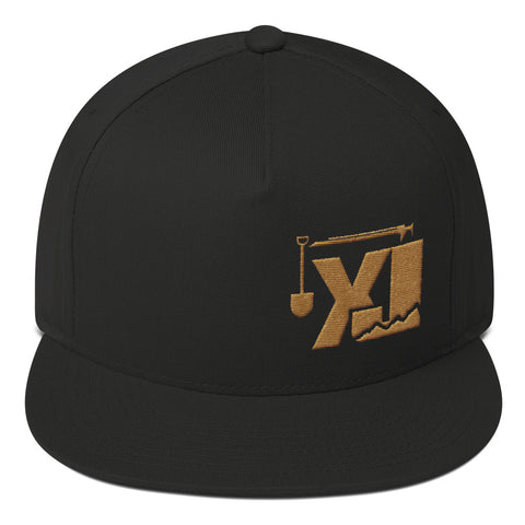 Tools of the Trade - Gold Snapback