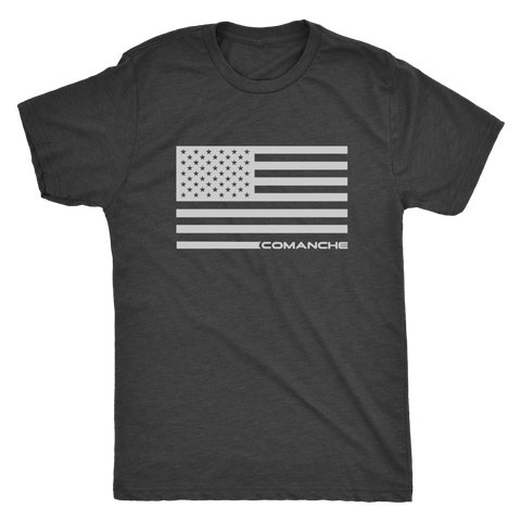 Comanche Flag Triblend shirt