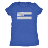 Cherokee Flag Triblend shirt