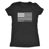 Grand Cherokee Flag Triblend shirt