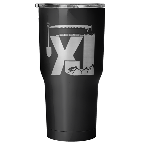 XJ - Tools of the Trade tumbler