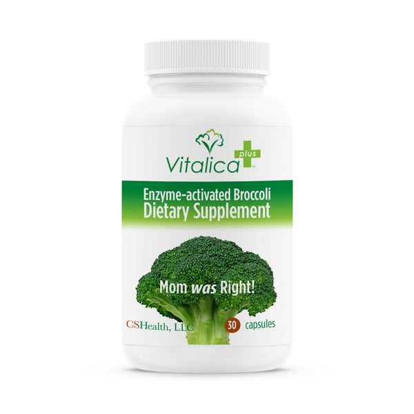 Vitalica Plus™  - Advanced Formulation of Original Vitalica®
