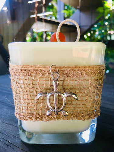 Charmed Hono ~ Coconut Soy Wax Square Candle