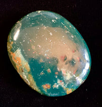 Bloodstone Large Palm Stone