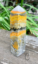 Bumble Bee Jasper Obelisks