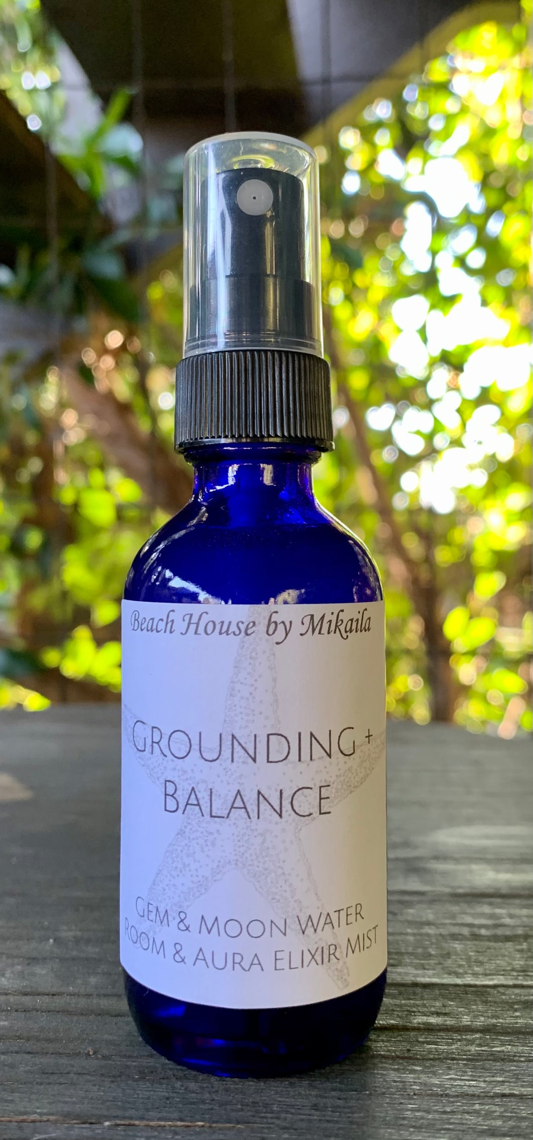 Room + Aura Mist ~ Grounding + Balance