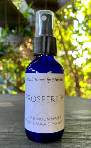 Room + Aura Mist ~ Prosperity