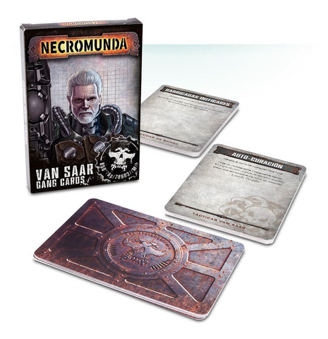 Van Saar Gang Cards