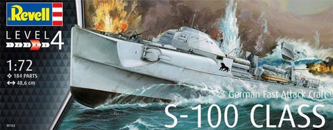 Revell Germany S-100 Class German Fast Attack Craft