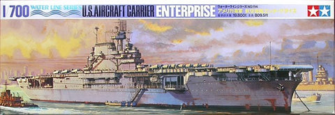 Tamiya USS Enterprise CV-6