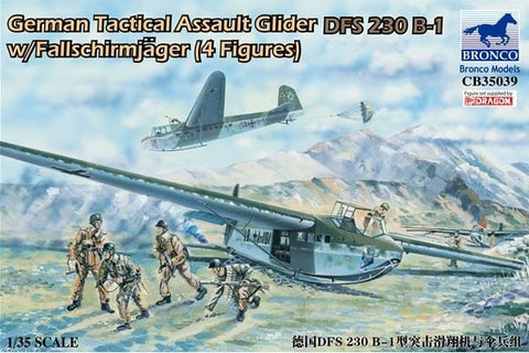 German Tactical Assault Glider