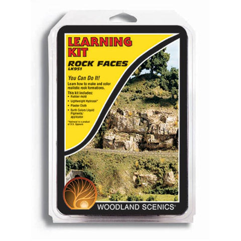 Woodland Scenics: Rock Faces Learning Kit
