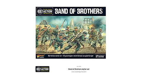 Bolt Action ,2nd Edition: Band of Brothers Starter Box Set