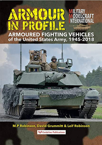 Armored in Profile : Armoured Fighting Vehicles
