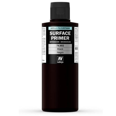 Surface Primer Vallejo  (Negro)