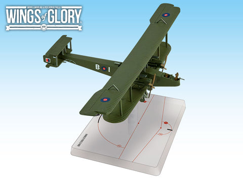 Wings of Glory WWI Miniature :Handley Page 0/400 (RNAS)