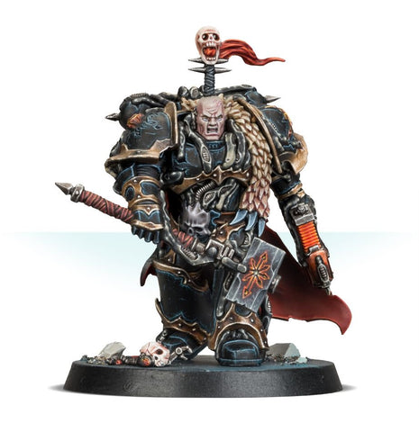 Chaos Space Marine Chaos Lord