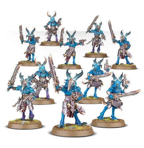 Thousand sons Tzaangors