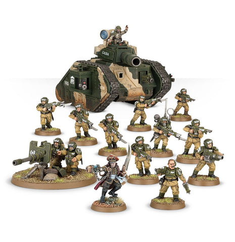Astra Militarum Start Collecting