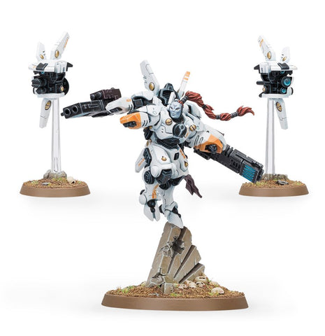 T'AU EMPIRE: COMMANDER SHADOWSUN