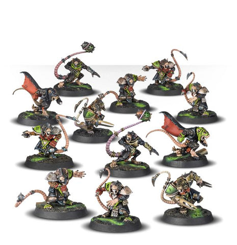 The Skavenblight Scramblers
