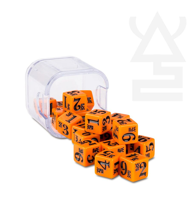 Fire Dragon Dice