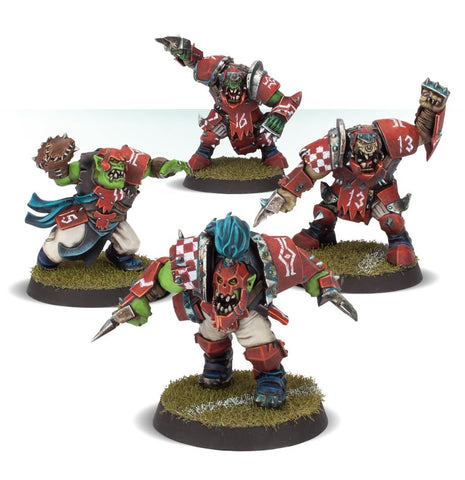 Blood Bowl Orc Team Booster