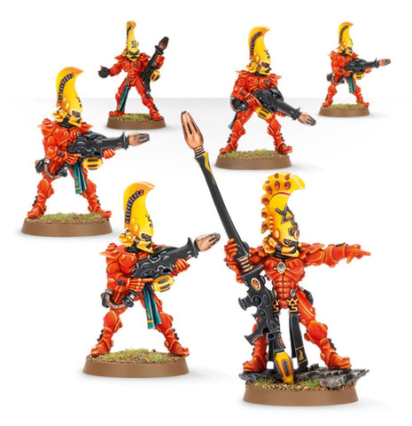Eldar Fire Dragons