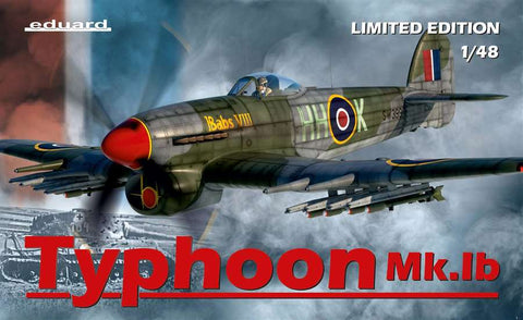 Eduard Typhoon Mk.IB Limited edition