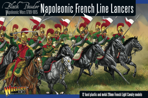 Black Powder French Line Lancers