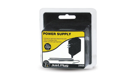 Power supply Static King Woodland scenics