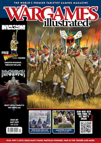 Wargames illustrated July 2019