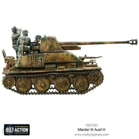 Bolt Action,2nd Edition : Marder III Ausf.H
