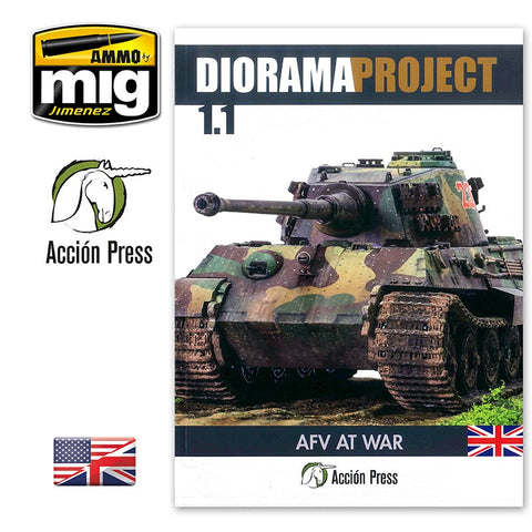 DIORAMA PROJECT 1.1 - AFV AT WAR ENGLISH