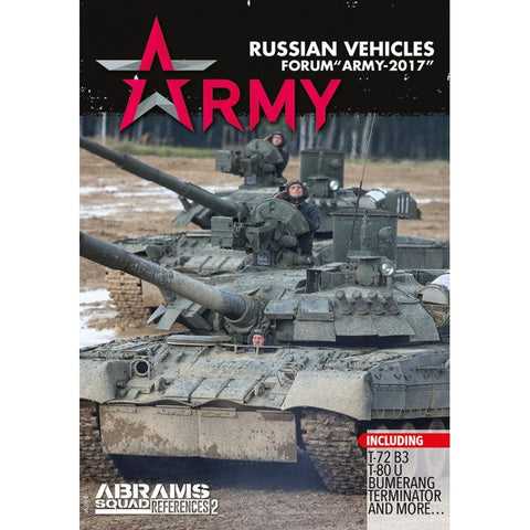 Russian Vehicles Forum Army-2017