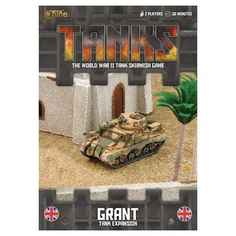 Tank: Grant Tank Expansion
