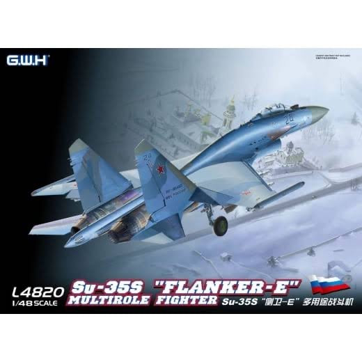 Great Wall Hobby Su-35S Flanker-E