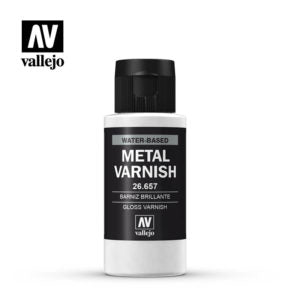 Metal Varnish 32ml