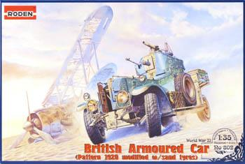 Bristish Armoured Car