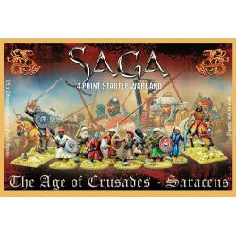Saracen 4 point Starter warband