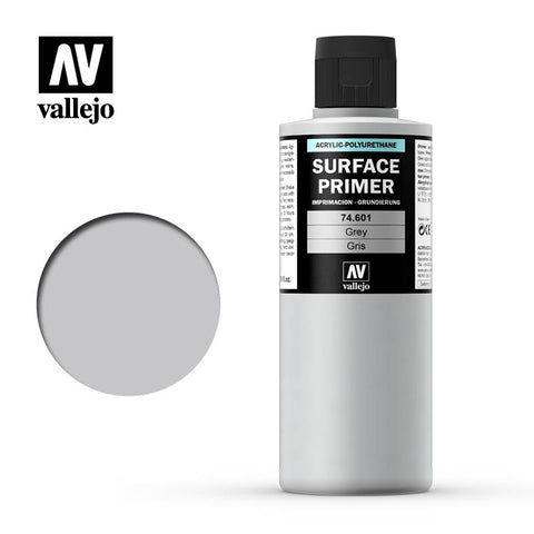 Surface Primer Vallejo  (Gris) 200ml