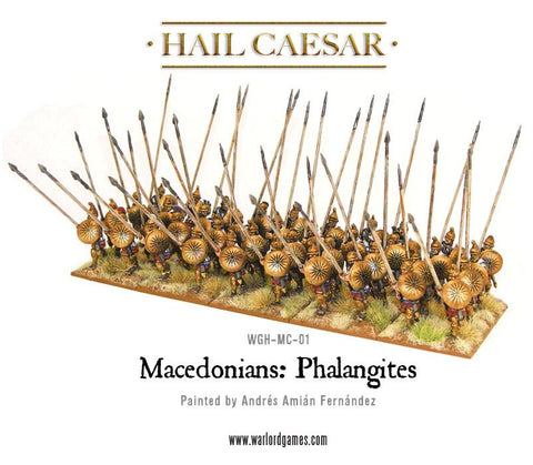 Macedonian Phalangites