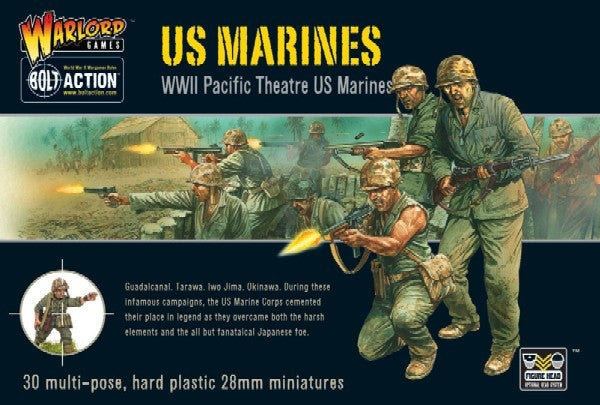 Bolt Action Marines