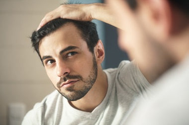 5 Early Signs Of Hair Loss In Men